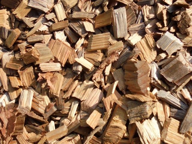 木くずの再利用